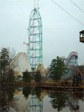 Kingda Ka in Six Flags Great Adventure